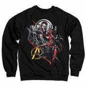 The Avengers Heroes Sweatshirt, Sweatshirt