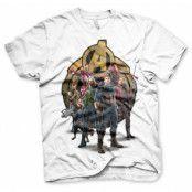 The Avengers Infinity War Team Up T-Shirt, T-Shirt