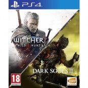 Dark Souls 3 & Witcher 3 Wild Hunt