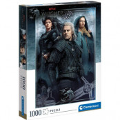 The Witcher - Ciri, Yennefer & Geralt Jigsaw Puzzle