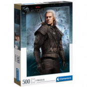 The Witcher - Geralt of Rivia Jigsaw Puzzle (500 pieces)