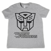 Autobot Logo Kids T-Shirt, Kids T-Shirt