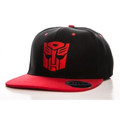 Autobot Snapback Cap, Adjustable Snapback Cap