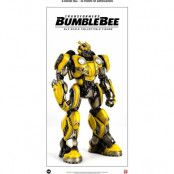 Transformers: Bumblebee - Bumblebee DLX Scale