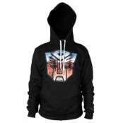 Distressed Autobot Shield Hoodie, Hooded Pullover