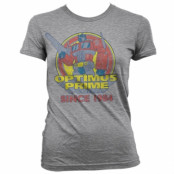 Optimus Prime Since 1984 Girly Tee, Girly Tee