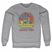 Optimus Prime Since 1984 Sweatshirt, Sweatshirt