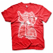 Optimus Prime Splatter T-Shirt, Basic Tee