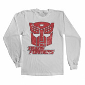 Retro Autobot Long Sleeve Tee, Long Sleeve T-Shirt