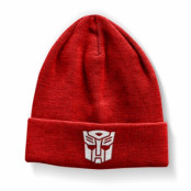 Transformers Autobot Beanie, KNITTED BEANIE