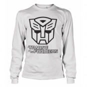 Transformers - Autobot Logo Long Sleeve Tee, Long Sleeve T-Shirt