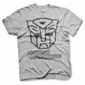 Transformers - Autobot Logo T-Shirt, Basic Tee