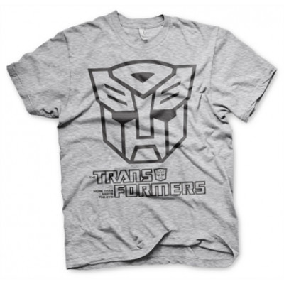 Transformers - Autobot Logo T-Shirt, Basic Tee