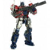 Transformers: Bumblebee -  Optimus Prime DLX Scale