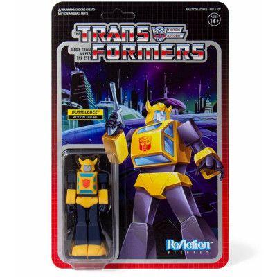 Transformers - Bumblebee - ReAction