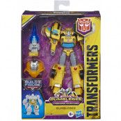 Transformers Cyberverse - Bumblebee Deluxe Class (Maccadam BaF)