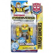 Transformers Cyberverse - Bumblebee (Hive Swarm) Warrior Class