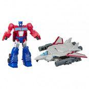 Transformers Cyberverse - Optimus Prime Spark Armor