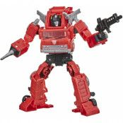Transformers Kingdom War for Cybertron - Inferno Voyager Class