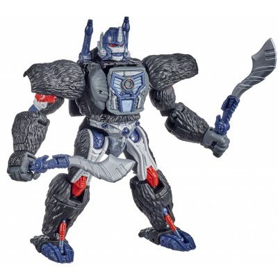 Transformers Kingdom War for Cybertron - Optimus Primal Voyager Class