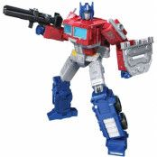Transformers Kingdom War for Cybertron - Optimus Prime Leader Class