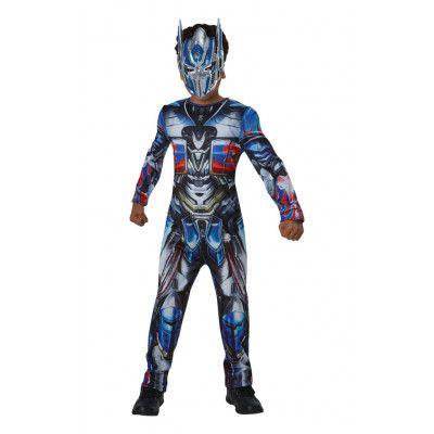 Transformers Optimus Prime Barnmaskeraddräkt