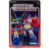 Transformers - Optimus Prime - ReAction