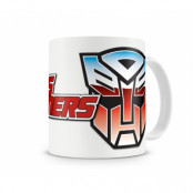 Transformers - Retro Autobot Coffee Mug, Coffee Mug