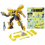 Transformers Studio Series - Bumblebee with Charlie Figure Exclusive - 15