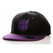 Decepticon Snapback Cap, Adjustable Sanpback Cap