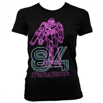 Megatron Neon 84 Girly Tee , Girly T-Shirt