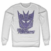 Retro Decepticon Sweatshirt, Sweatshirt