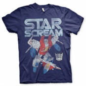 Starscream Distressed T-Shirt, Basic Tee