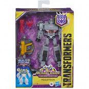 Transformers Cyberverse - Megatron Deluxe Class (Maccadam BaF)