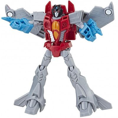 Transformers Cyberverse - Starscream Warrior Class