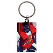 Transformers - Starscream Metal Keychain