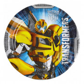Pappersassietter Transformers 2 - 8-pack