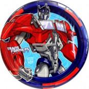 Papperstallrikar Transformers 23cm - 8 st