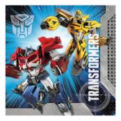 Servetter Transformers 2 - 20-pack
