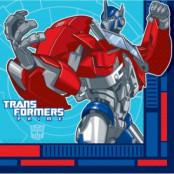 Servetter Transformers 2-lags - 16 st