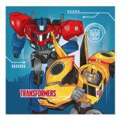Servetter Transformers - 20-pack