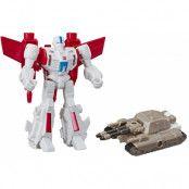 Transformers Cyberverse - Jetfire Spark Armor Battle Class