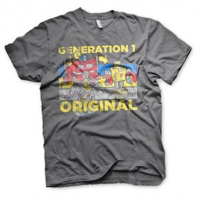 Transformers - Gen 1 Original T-Shirt, Basic Tee