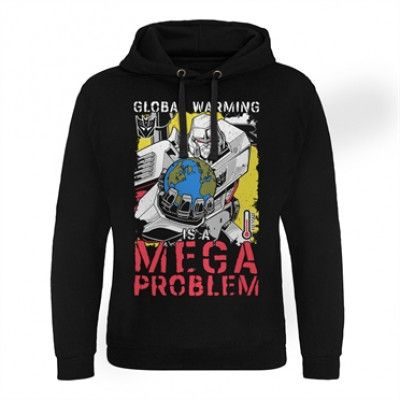 Transformers - Global Warming Epic Hoodie, Epic Hooded Pullover