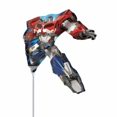 Transformers prime folieballong - 23 cm
