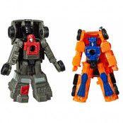Transformers Siege War for Cybertron - Powertrain & Highjump Micromaster