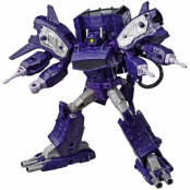 Transformers Siege War for Cybertron - Shockwave Leader Class