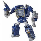 Transformers Siege War for Cybertron - Soundwave Voyager Class