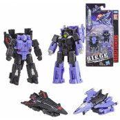 Transformers Siege War for Cybertron - Storm Cloud & Visper Micromaster