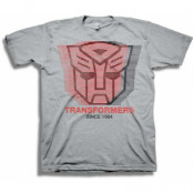 Transformers Since 1984 T-Shirt, Basic Tee